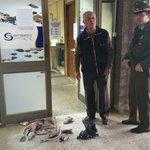 [🔵AHORA] Manifestantes dejan cabezas de pescados en SERNAPESCA en #Valdiviacl en apoyo a Chiloé. https://t.co/peIps7gHB3