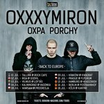 OXXXYMIRON - Back To Europe TOUR (July 2016): https://t.co/RDMZceyT9e MORE DATES SOON! ЭТО ЕЩЕ НЕ ВСЕ СТРАНЫ! RT plz https://t.co/Pq8MsKWism
