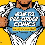 How to Pre-Order Comics and Why Its Important https://t.co/k2tuFacrG1 #theblerdgurl https://t.co/zoLqkD9DDn