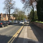 Another bus breaks down creating traffic chaos in Sutton Coldfield. Lichfield Road this time. @nickhorner @SCL_blog https://t.co/uXnnHDD0CX