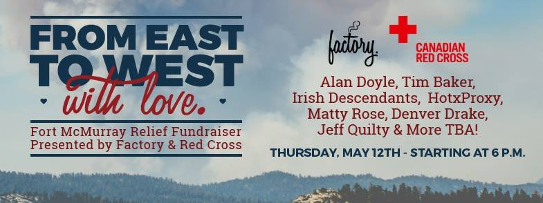 Gathering with other Newfoundland musicians to do as much as we can for the victims of #ymmfire https://t.co/ZlAQMmRsDi