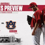 Alabama hosts Auburn this weekend for three games in the #IronBowl of baseball #RollTide https://t.co/gyynuHvRDK https://t.co/770c4vuRUi