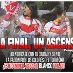 Este domingo todo #ValdiviaCL de BLANCO y ROJO!  RT! RT!! RT!!! https://t.co/cAeV7SoOvo