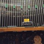 Brasília, 5 de maio de 2016. Cadeira vazia como chance de retomar a dignidade do parlamento. #ForaCunha https://t.co/sOAvSJ6HHc
