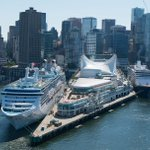 MEDIA ADVISORY: High cruise passenger volumes expected on May 6, 14, and 15: https://t.co/QAKdrlvcI8 #Vancouver https://t.co/G52W6XGgsm