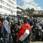 #Bolivia Discapacitados que piden bono de Bs 500 inician marcha en La Paz con políticos de… https://t.co/W0fWbLBiRm https://t.co/swB9tv9JIJ
