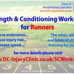 STRENGTH & CONDITIONING FOR RUNNERS WORKSHOP in #Swindon #ukrunchat | https://t.co/wJLxb8UcLW https://t.co/JgB6WrpWiX