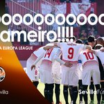 Gooooooooooooooooooooool del #SevillaFC, goooooooooooool de @kevingameiro9 #vamosmisevilla #UEL https://t.co/2lo4UlEH6g