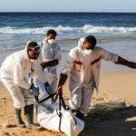 """De nåede aldrig Europa - Libyens Røde Halvmåne """"rydder op """" - find alternativer til dødsruten over Middelhavet https://t.co/BbjnCAZvUo"""