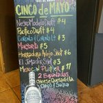 Its a fiesta all day long! #CincoDeMayo #tequila #HomemadeEmpanadas #Raleigh #Modelo #Pacifico https://t.co/AOdMIMtTFr