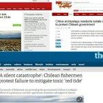 "Los medios internacionales reaccionan a la ""catástrofe"" de la marea roja en Chiloé » https://t.co/lk6MVhjzvj https://t.co/ia6u6obsqk"