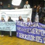 #valdiviacl marcha apoyo a Chiloé #chiloeestaprivao https://t.co/mmOKl0JxeN
