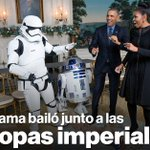La Casa Blanca publicó un video por #StarWarsDay. #Video » https://t.co/yhHK7OEC8E https://t.co/97qIiUktMp