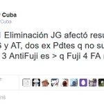 Hace un mes, Elmer Cuba reconocía que el anti-fujimorismo es más que el fujimorismo. ¿Pensará igual ahora? https://t.co/OR3Ul3TMIQ