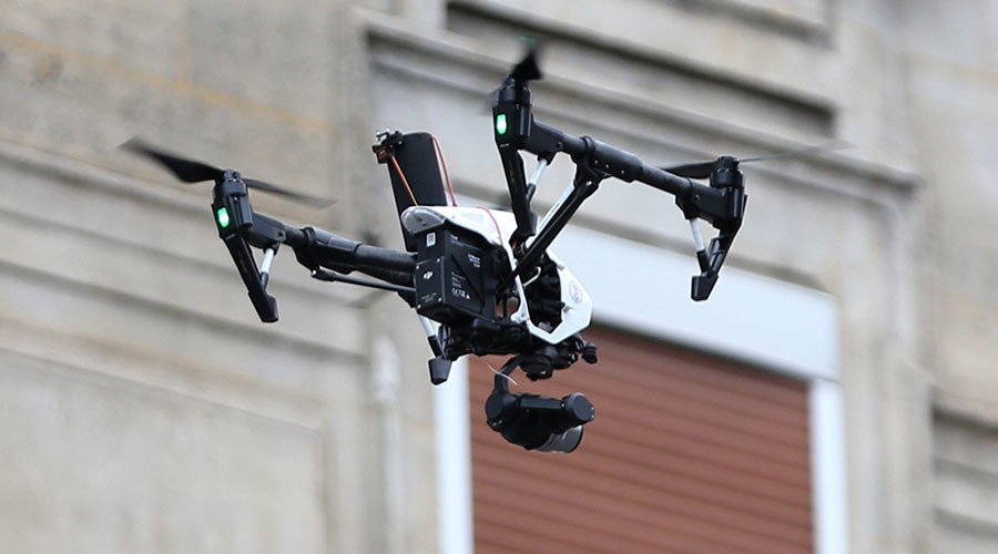 'Drone risks': European aviation authority to look into UAV safety concerns