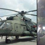 Llegaron medicinas,alimentos,materia prima?NO!Llegaron 13 nuevos helicópteros militares! #RevocatorioYCambio https://t.co/yp0oYnrkiI