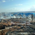 They bombed a refugee camp. I repeat: a refugee camp. At least 30 dead. ENOUGH IS ENOUGH https://t.co/fGF3csg4I8