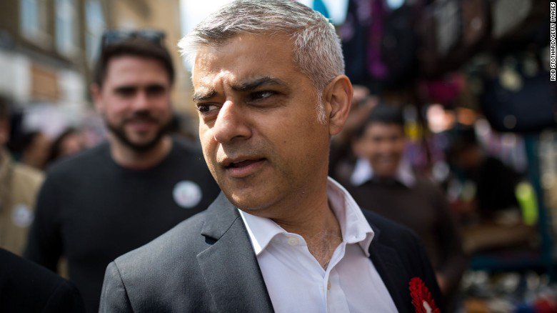 London may elect first Muslim mayor after bitter campaign w/ race & religion as flashpoints