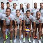 Selección peruana de vóley presentó a las convocadas para Preolímpico mundial para #Río2016 ►https://t.co/kHW1wjcdei https://t.co/sVPD2oPvGW