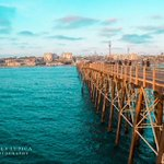 Beautiful shot of our pier from Holly Lupica! Thanks for sharing, Holly :) #Oceanside #pier https://t.co/0PqCLZGw9J