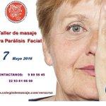 Taller de Masaje para Parálisis facial, 7 de mayo de 10:00 a 18:00 hrs. #Veracruz #masajes #BuenJueves #ÚltimaHora https://t.co/sVAfCf6WcH