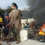 Chiloé: pescadores artesanales se toman ruta protestando contra Gobierno por marea roja https://t.co/7PaOGt51k7 https://t.co/lLhheHkZ7n