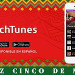 RT @TouchTunes: Feliz #CincoDeMayo https://t.co/5fMvW247EY @julionalvarez @paurubio @GloriaTrevi @BANDONONONADMAX @BANDARECODITOSS https://…