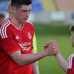 My picture of the year-Highlights what we stand for as a Youth Academy.19 year old Scott McKenna and Ethan Ross 14 https://t.co/Tyam2pFhxO