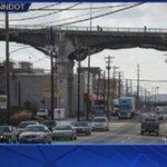 JUST IN: Car goes through railing of Harrisburg bridge, lands on Cameron Street --> https://t.co/kpoNQvq8mf https://t.co/iCWBWhfN2j