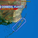 """NWS has issued a """"Minor Coastal Flooding"""" advisory for the Upper Keys through 6am Friday morning.@wsvn #Miami https://t.co/AZQ8pWIjRY"""