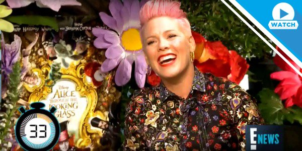 Pink gets super candid about emojis, Matt Damon, and much more in