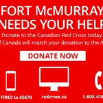 Fort McMurray needs your help. Donate & Govt of Canada will match:  https://t.co/xa0TIyfAy8 #ABfire https://t.co/jAhfg23YgD