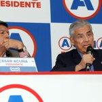 """César Villanueva: """"No imagino a César Acuña en mitin con PPK juntos"""" ► https://t.co/g21V0jhF8o https://t.co/vg0B7wY4Y7"""