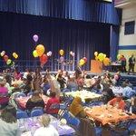 Hampton Council PTA Annual Awards Dinner in the Phoebus theater @HamptonCSchools https://t.co/TrEcRqDyHB