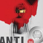 #ANTI is the 1st album from 2016 to go @RIAA double platinum!!! Blown away by your support every day. thank you ⚓ https://t.co/FFGIhZYV00
