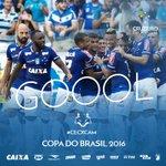 1T - (0-0) - 17 GOOOOOOOOOOOOOOOOOOL! De Élber para Lucas até chegar em Allano e fazer o primeiro do #Cruzeiro https://t.co/0m7AjNTvXN