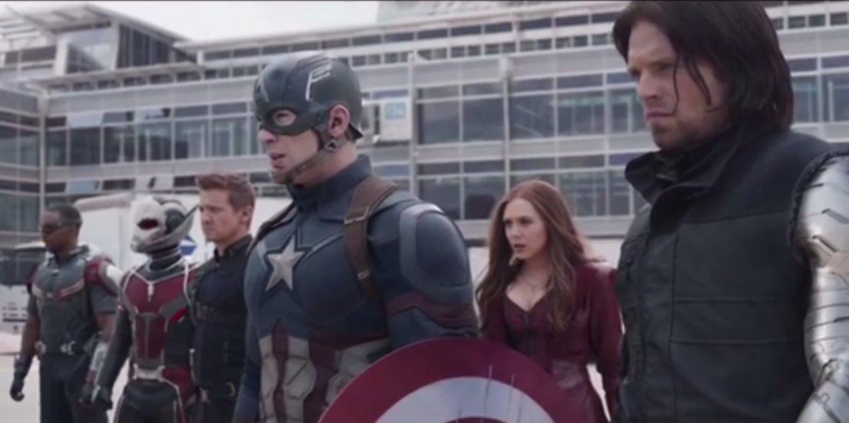 CaptainAmericaCivilWar leaves critics split on latest Marvel adventure