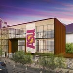 ICYMI: #ASU programs announced 4 proposed downtown #Mesa campus. See more at https://t.co/77ct38Noy4 Thoughts? https://t.co/tdXzWhQxXm