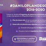¡Descarga aquí: https://t.co/OOkZUnkTUO el Programa de Gobierno de Danilo y conoce el alcance de #RepúblicaDigital! https://t.co/B3Xo4vLbx8