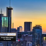 This is a GREAT #PhotoFriday pic of #Atlanta. Thanks to Mike Dunn for sharing! Tweet us your pics! @cbs46 https://t.co/RGCpw1Kl1P
