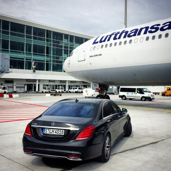Is there a better way to start your trip than with Chauffeur Service? Photo: