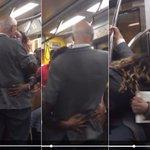 Suplicy é agarrado, beijado, e cai com fã dentro do Metrô: Não foi na boca https://t.co/VGFDrugTgd https://t.co/Bgyxg8uZVs