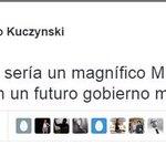Con este tuit nos damos cuenta que a PPK no le interesa el Perú, solo ser presidente. #Asco #LaRepartijaDePPK https://t.co/lw1aNhe2VZ