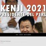 Ya hasta página web tiene. No se pasen https://t.co/4uSt8vTEqa #KenjiPresidente ???? https://t.co/ac9oJFbBxE