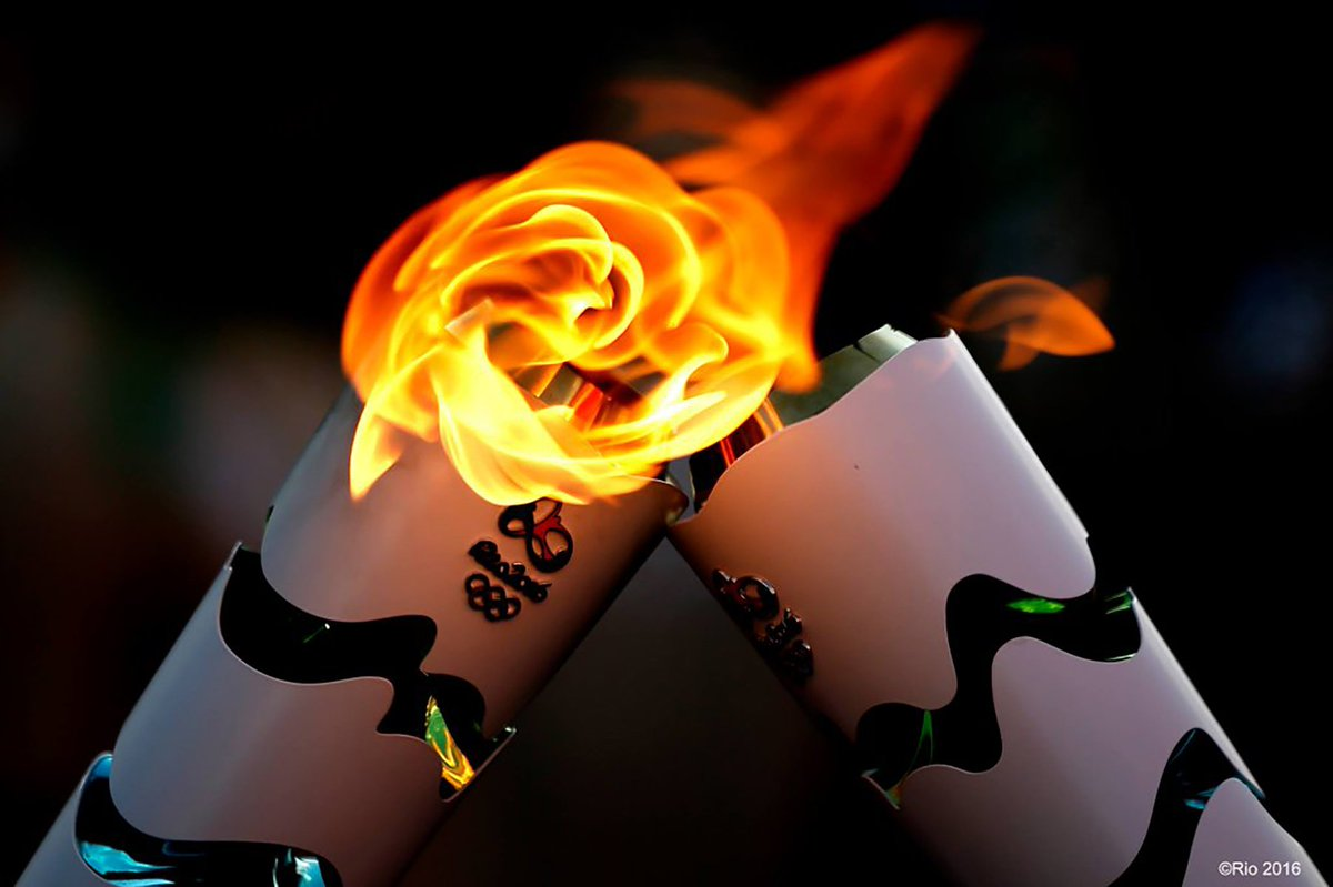 Very proud to be named as a torchbearer for the Rio 2016 Olympics! #Rio2016 #OlympicTorch #Olympics2016 https://t.co/O1HiMsOQHS