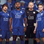 OFFICIEL ! Leicester dévoile son nouveau maillot domicile pour la saison 2016/17 ! https://t.co/gKyIAFUrKr