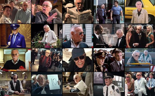 Blink and you'll miss him! Here are ALL of Stan Lee's Marvel cameos: