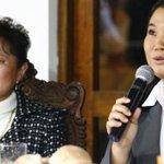 Cambio de libreto: Susana Higuchi ahora dice que abuelo pagó estudios a Keiko Fujimori --> https://t.co/rdHsEU9OXx https://t.co/PCbWlnOrrA