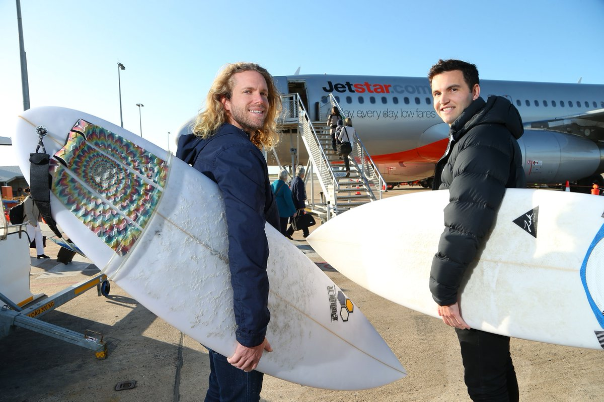 Surf's up! You can now bring longer surfboards (up to 7ft 5in) anywhere we fly A320/321s