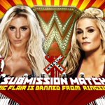 Its @NatbyNature vs. @MsCharlotteWWE at #ExtremeRules!!! #SmackDown https://t.co/IAGDqMlIsv